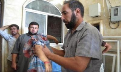 Vecinos cristianos  iraquíes descubren a una niña cristiana asesinada; sin cabeza