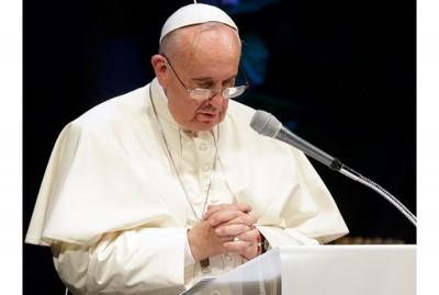 """""""Se me parte el corazón cuando pienso en los niños de Irak"""":  Papa Francisco"""