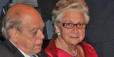 Jordi Pujol Soley y Marta Ferrusola, foto Tv3